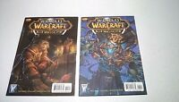 World of Warcraft Ashbringer #'s 3A & 4A (Wildstorm)2009 -- WOW comic -- VF
