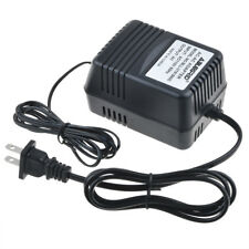 Ac to Ac Adapter for Numark M1A 2-Channel Tabletop Dj Mixer Power Cable Cord Psu