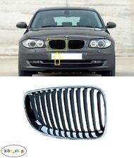 RIGHT SERIES 2004-2007 NEW FRONT BUMPER UPPER RADIATOR GRILLES LEFT BMW 1