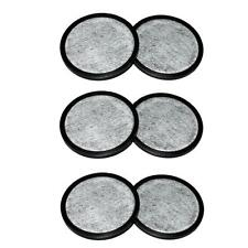 Water Filter for Mr Coffee 113035-001-000 WFF Coffeemaker, Set of 6