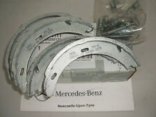 Genuine Mercedes-Benz W203 C-Class Rear Handbrake Shoes A2034200120 NEW