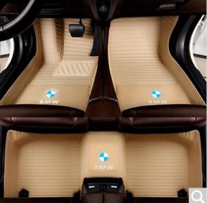Fit For BMW 320i 325i 328i 330i 335i 340i Car Floor Mats 2006-2021