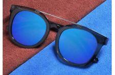 Vula Summer Women's Cat's eye Sunglasses Shades Eyeglasses 5222 (Black)