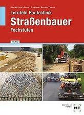 Lernfeld Bautechnik Straßenbauer Buch