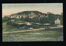 Somerset PORTISHEAD Adelaide Terrace Beach Rd c1900s PPC