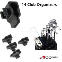 A99Golf 14 Club Holder Organize Your Irons Driver Putter Bag Durable