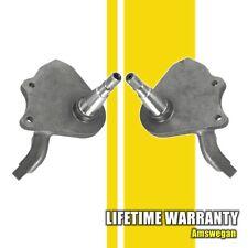 "2.5"" Drop Spindles 56-65 Vw Bug Porsche 4/130 & 5/130 Link Pin, Disc Brake"