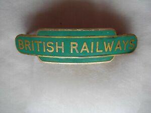 British Railways Cap Badge Southern Region