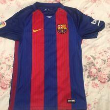 Barcelona Nike football shirt 2016/17 Home (No Sponsor) Small