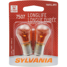 Turn Signal Light Bulb-Long Life Blister Pack Twin Sylvania 7507LL.BP2