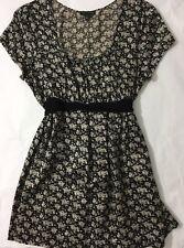 The Limited Womens Medium Silk Blend Dress