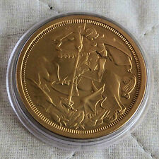 1911 GEORGE V BRONZE PROOF PATTERN GEORGE AND THE DRAGON CROWN