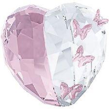 Swarovski  Love Heart  , Violet Medium  New  1143412