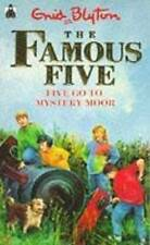 Acceptable, Five Go To Mystery Moor: Book 13 (Famous Five), Blyton, Enid, Book