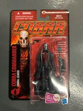 GI Joe Pursuit Of Cobra POC Figure Cobra Commander 2010