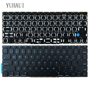 """New US English Keyboard For Macbook Pro Retina 13"""" A1708 2016 2017 Years"""