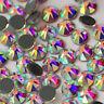 YANRUO AB Color NO Hotfix And Hotfix Rhinestone Needlework Strass 8 Big+8 Small