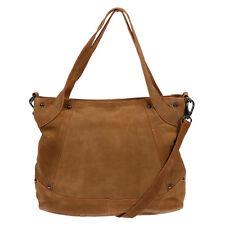 XL echt Leder Schultertasche Tasche Umhängetasche Shopper Bag Damen Handtasche