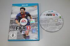 FIFA 13 Nintendo Wii U