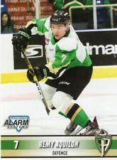2019/20 Prince Albert Raiders (WHL) - REMY AQUILON