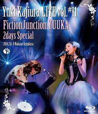 Yuki Kajiura LIVE vol.#11 FictionJunction YUUKA 2days Special 2014 Blu-ray Japan