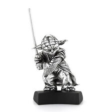 Star Wars by Royal Selangor 017861r Master Yoda Pewter Figurine