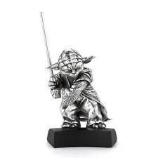 Royal Selangor - Star Wars - Yoda Pewter Statue NEW IN BOX