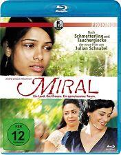 MIRAL (Freida Pinto, Hiam Abbas, Willem Dafoe) Blu-ray Disc NEU+OVP