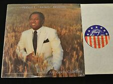 BLACK GOSPEL LP Robert L Jackey Beavers Glory LP 1003