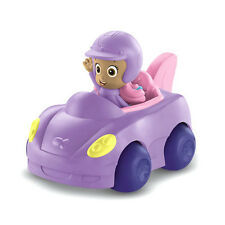 Fisher Price Nickelodeon Bubble Guppies vehicles car Molly & Violet Racer