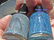 25g Silver Holographic Flakes  PPG Kandys URETHANE BASE Lacquer Single Stage