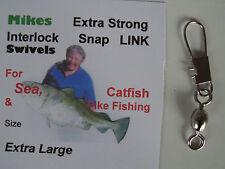 INTERLOCK SNAP LINK  Crane Swivels  size 1   Heavy Duty