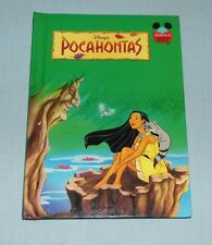 Disney Wonderful World of Reading  - Pocahontas   #0616