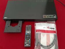 LG UP970 Ultra HD 4K Blu-ray Player, 3D, schwarz
