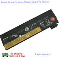 24Wh Genuine Battery for Lenovo ThinkPad T440 T440s T450s X240 45N1126 45N1127
