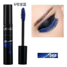 Vivid Galaxy Mascara 4D Silk Fiber Lashes Thick-Lengthening Waterproof Mascara