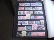 Conjunto de sellos del primer centenario