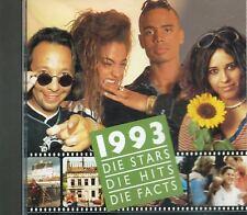 DIE STARS, DIE HITS, DIE FACTS 1993 - CD - 4 Non Blondes, Ace Of Base, Haddaway,