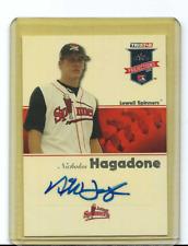 2008 TRISTAR PROjections Autographs #214 Nick Hagadone