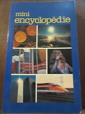 Mini encyclopédie/ France Loisirs, 1983
