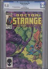 Doctor Strange #66 Cgc 9.8 Marvel Comic : by Terry Austin / Robin Hood-like