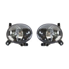 NEW FOG LIGHT PAIR FITS AUDI S4 SEDAN 2010-12 8T0-941-700-B AU2592115 8T0941699B