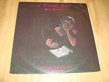 MARC ALMOND-A WOMANS STORY [VIRGIN] LP/SOME SONGS TO TAKE TO THE TOMB/SOFT CELL