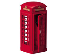 NEW LEMAX VILLAGE COLLECTION TELEPHONE BOOTH #44176