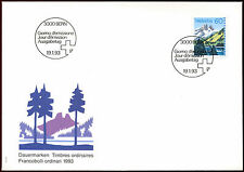 Switzerland 1993 Lake Tanay, FDC First Day Cover #C39934