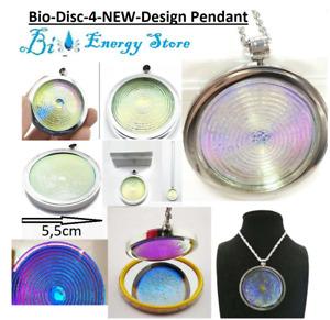 mini Bio Disc4 Pendant New Design Science 100% Authentic Amazing Power Energy