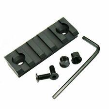 2 inch Keymod 5 Slot Picatinny Weaver Rail Sections -  Aluminum