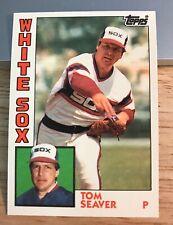 1984 TOPPS TRADED #108T TOM SEAVER  WHITE SOX