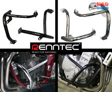 Yamaha XJ600 Diversion 1994-2007 Renntec Engine Crash protection Bars in Black