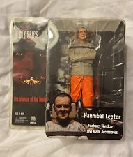 Neca Cult Classics Series 3 Hannibal Lecter Silence Of The Lambs Figure
